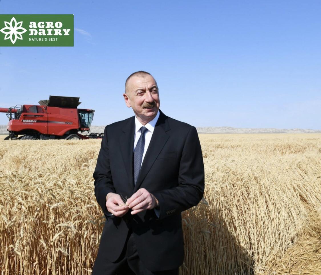 Cənab Prezidentin Samux rayonuna səfəri